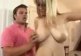 Milly Moris a její velká prsa v další porno akci